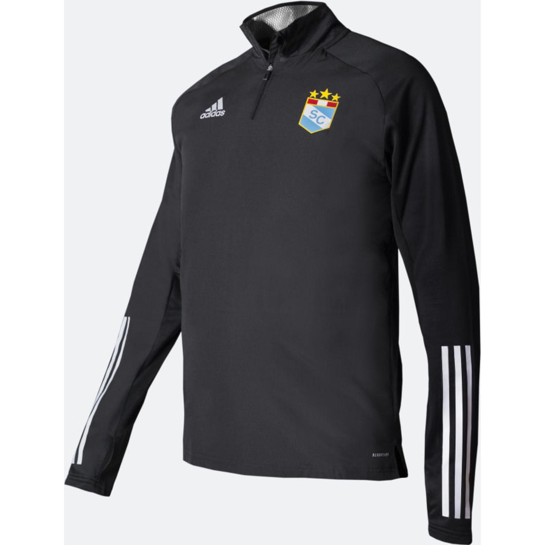 Adidas Csc Wrm Top Negro / blanco Hoodies deportivos