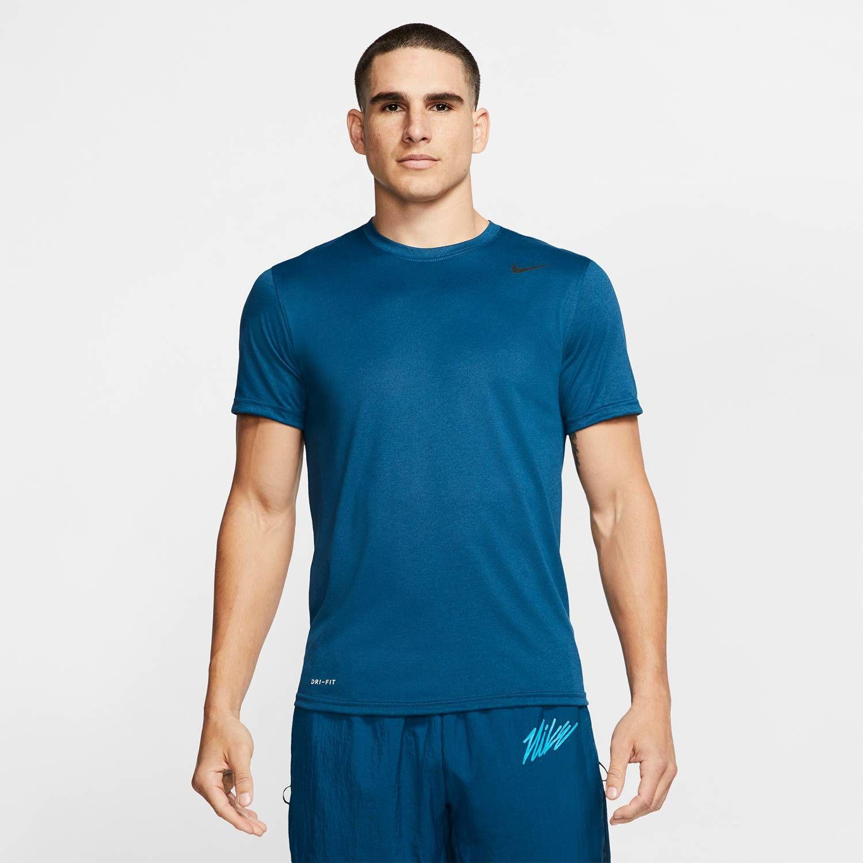 Nike M Nk Dry Tee Lgd 2.0 Azul Camisetas y polos deportivos