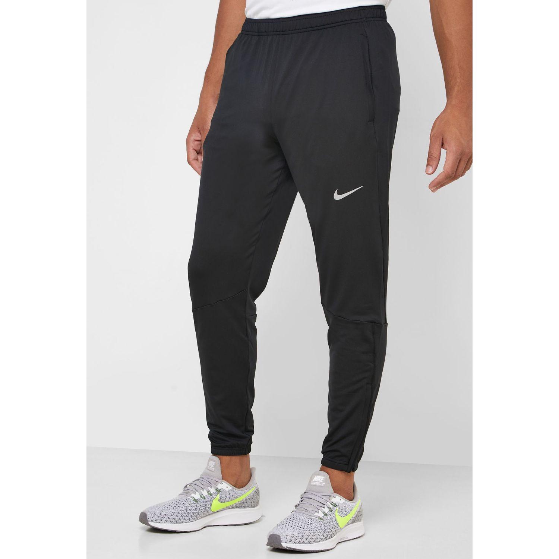 Nike M Nk Essential Knit Pant Negro Pantalones deportivos