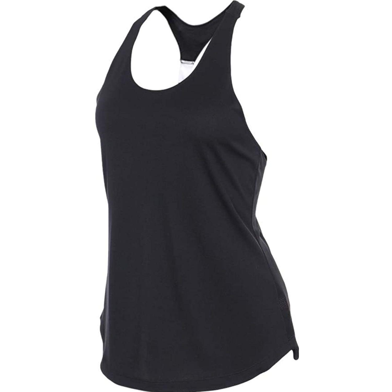 Nike W Nk Dry Acdmy Tank Negro Camiseta sin mangas