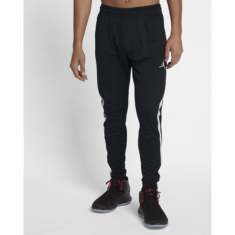 Nike M J 23ALPHA DRY PANT Negro Pantalones Deportivos
