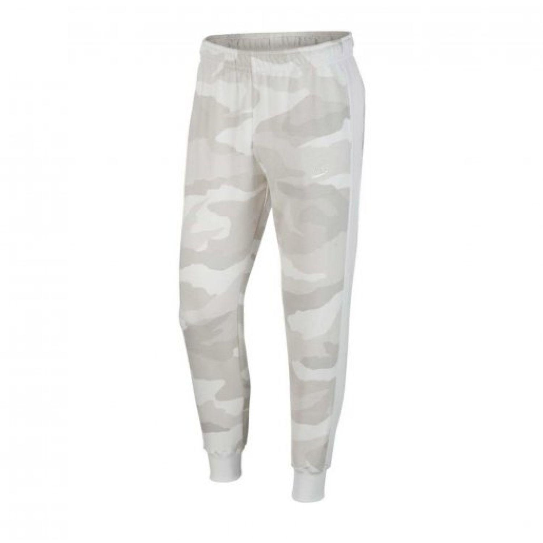 Nike M Nsw Club Jggr Ft Camo Plomo Pantalones deportivos
