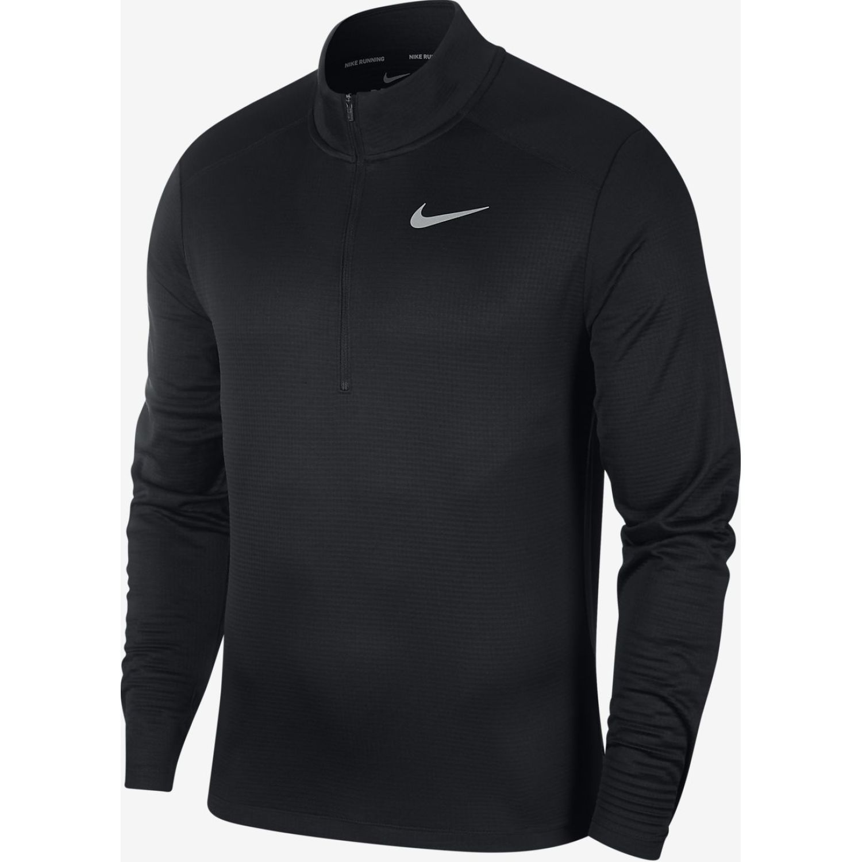 Nike M Nk Pacer Top Hz Negro Casacas deportivas