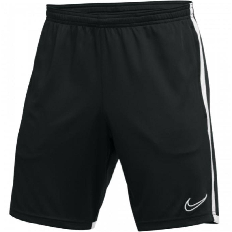 Nike M Nk Dry Acdmy19 Short Kz Negro Shorts Deportivos