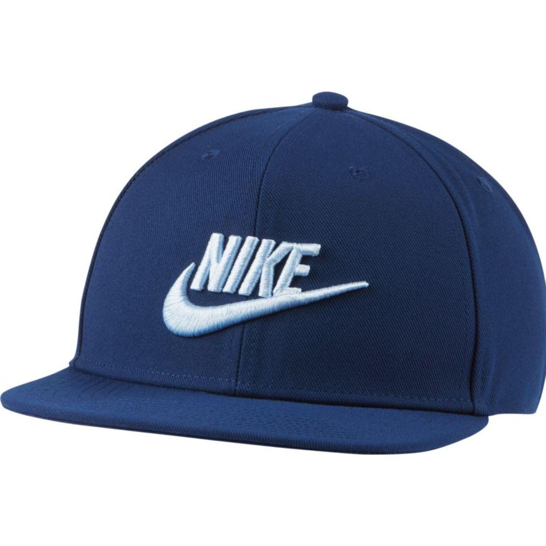 Nike U NSW PRO CAP FUTURA Azul Gorros de Baseball