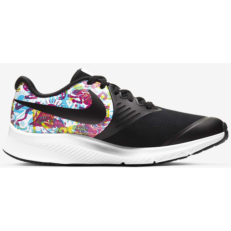 Nike Nike Star Runner 2 Fable Gg Negro Para caminar