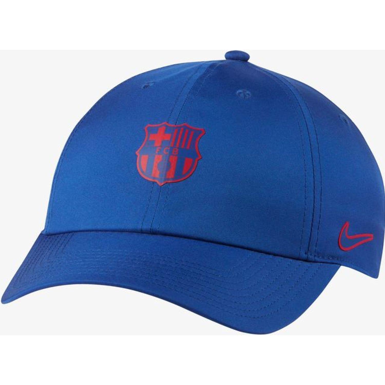 Nike Fcb U Nk Dry H86 Cap Celeste Gorras de béisbol