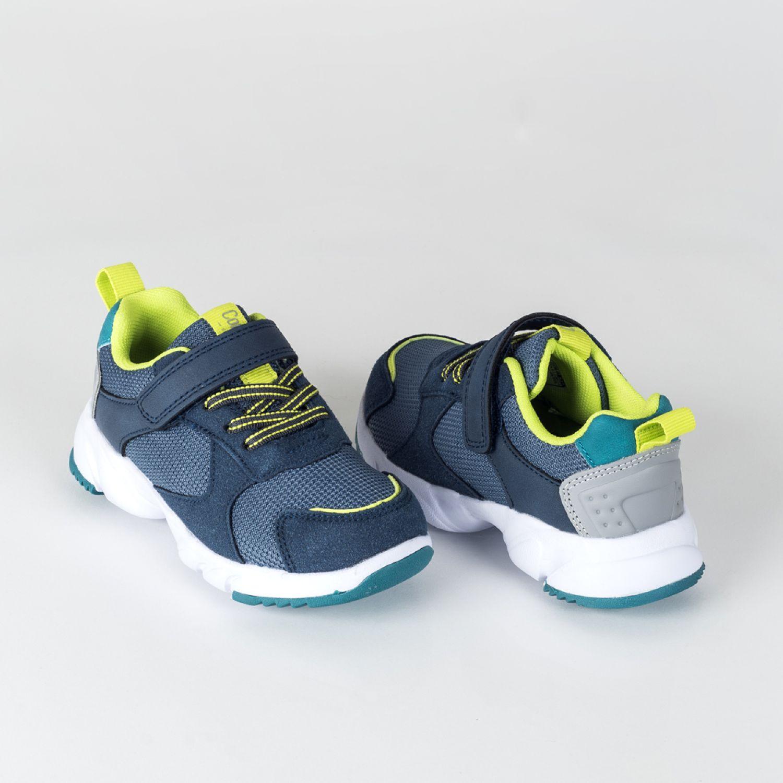 Colloky Zapatilla Cb 47370250 Velcro Azul Zapatillas