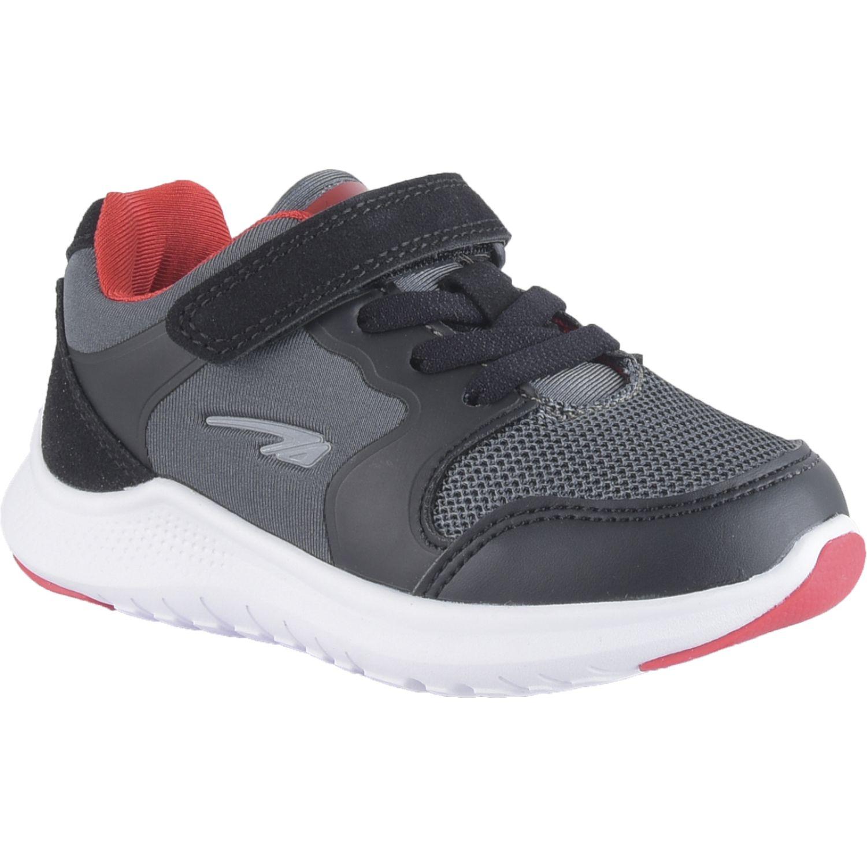 Colloky Zapatilla Cb 48850301 Velcro Negro / rojo Zapatillas