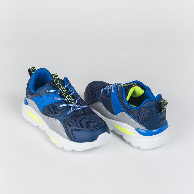 Colloky Zapatilla Kb 57690250 Cordon Azul Zapatillas