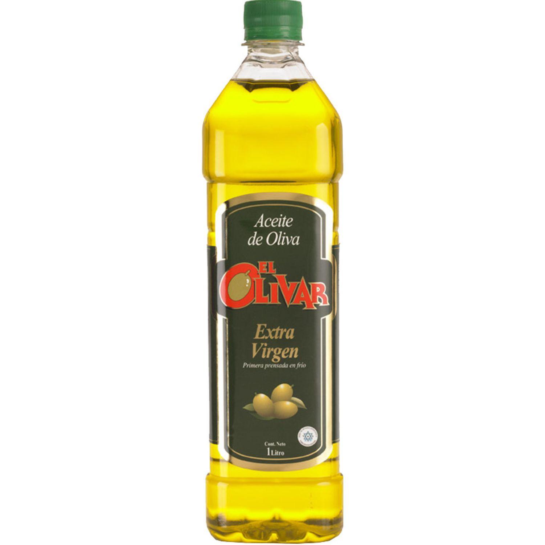 EL OLIVAR Aceite Ext. Virgen X 1l Transparente Aceituna