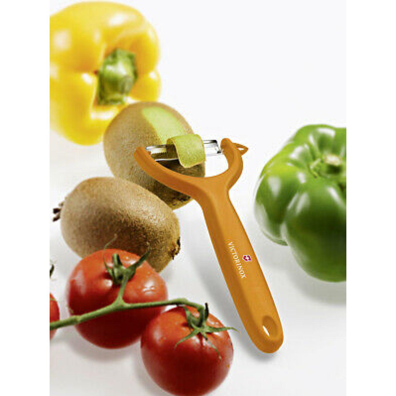 Victorinox Pelador De Tomate Y Kiwi Naranja Naranja Peladores