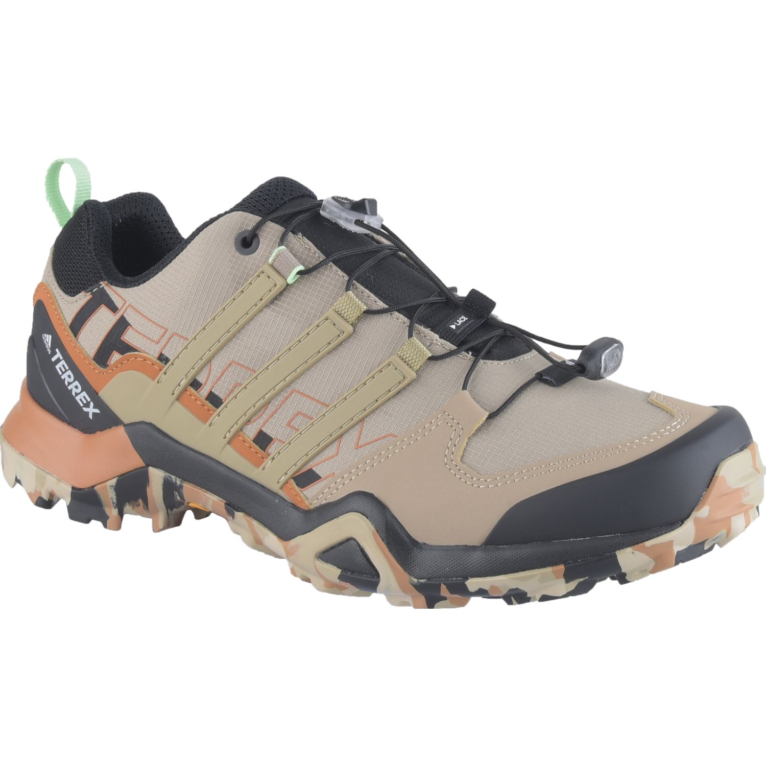 Adidas TERREX SWIFT R2 Marrón / negro Calzado hiking