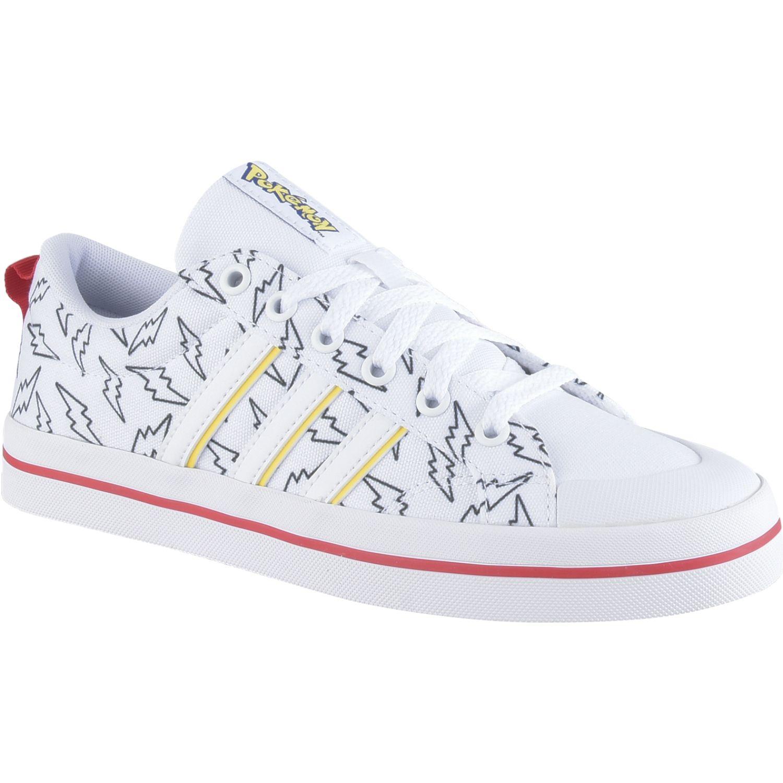Adidas BRAVADA K BLANCO / VARIOS Walking