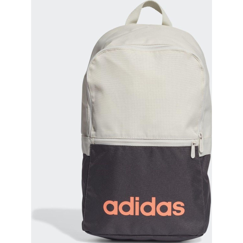 Adidas LIN CLAS BP DAY Gris / negro Mochilas Multipropósitos