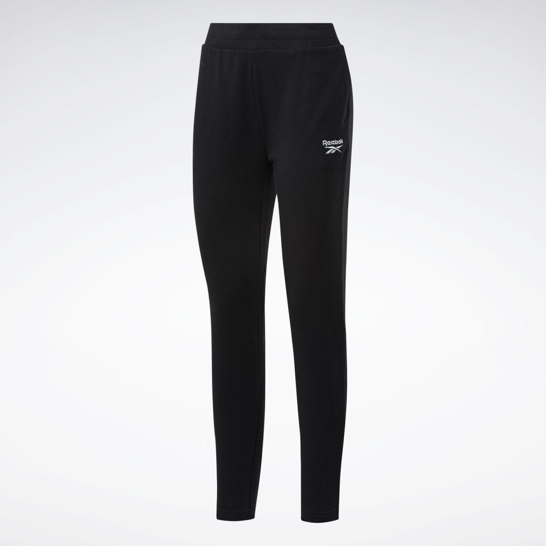 Reebok Cl French T Pant Sm Log Negro Pantalones deportivos