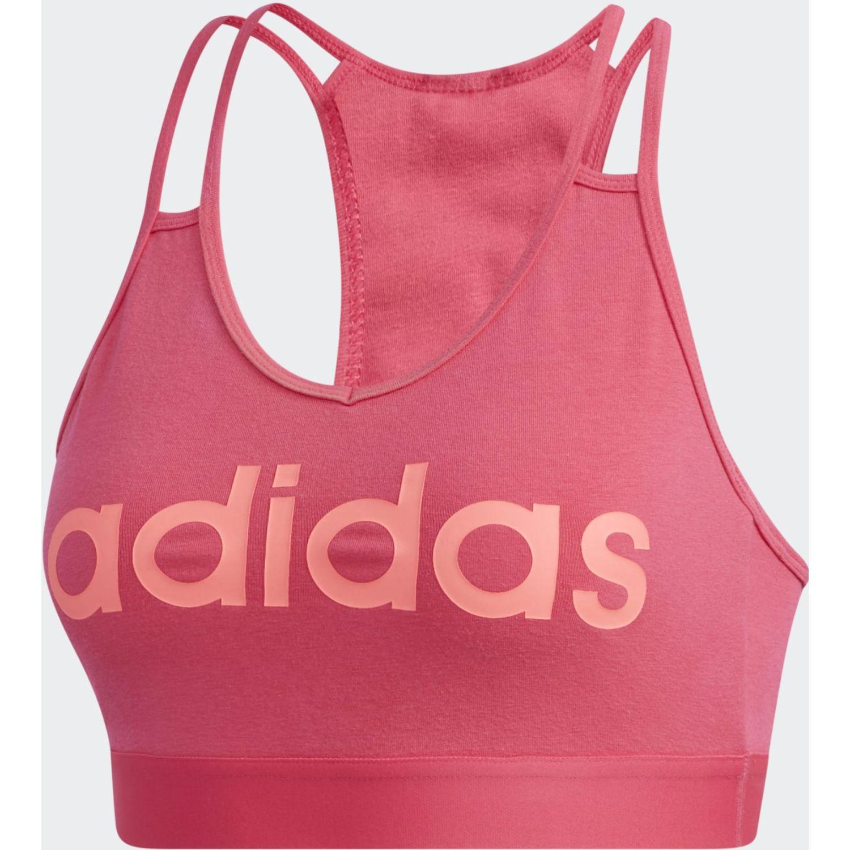 Adidas W E Bt ROSADO NEON Camisetas y polos deportivos