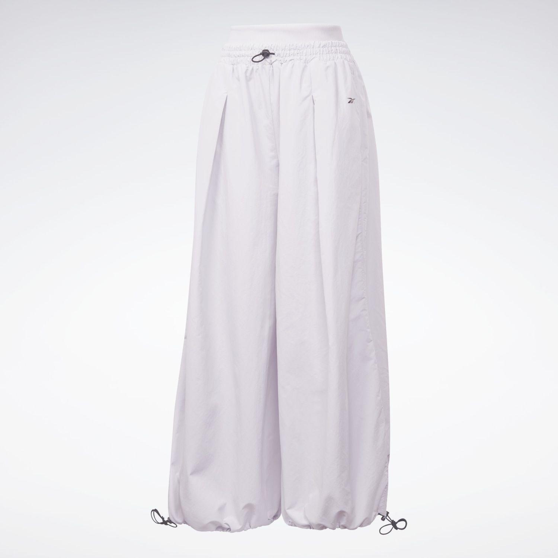 Reebok Sh Woven Pant Blanco Pantalones deportivos