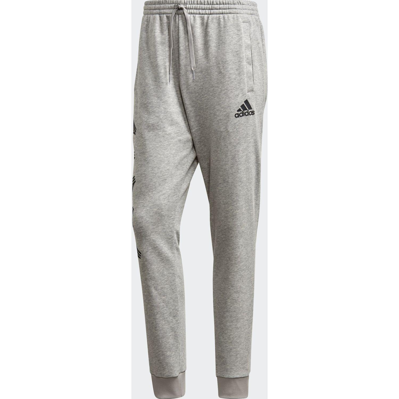 Adidas Tan Sw Logo Jgs Gris Pantalones deportivos
