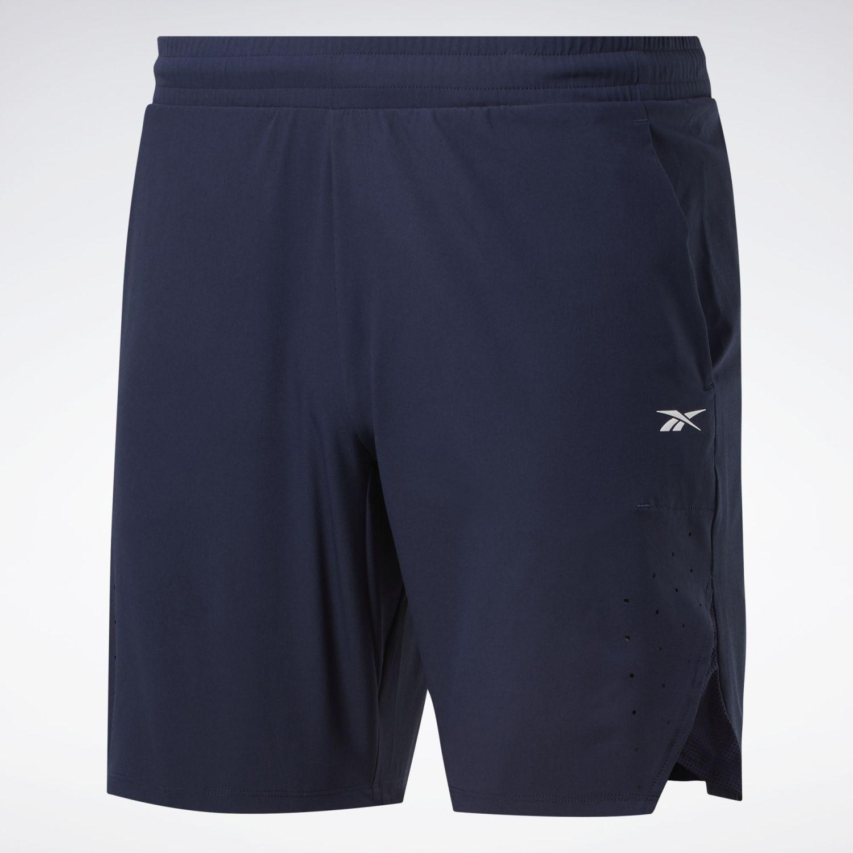 Reebok Ubf Epic Short Navy / Blanco Shorts deportivos