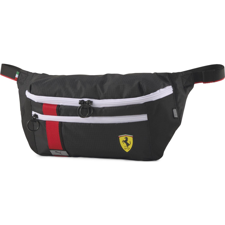 Puma Ferrari Race Waist Bag Negro Canguros