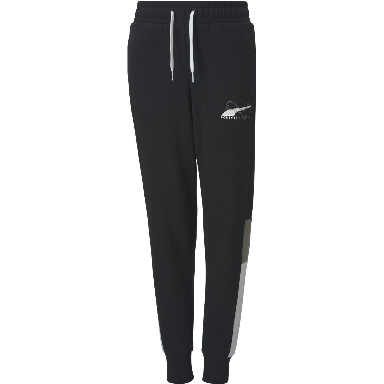 Puma Alpha Sweatpants TR cl B Negro Pantalones