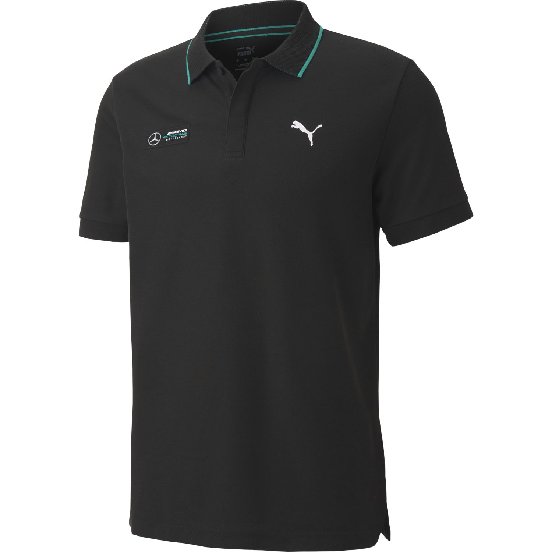 Puma Mapm Polo Negro Camisetas y polos deportivos