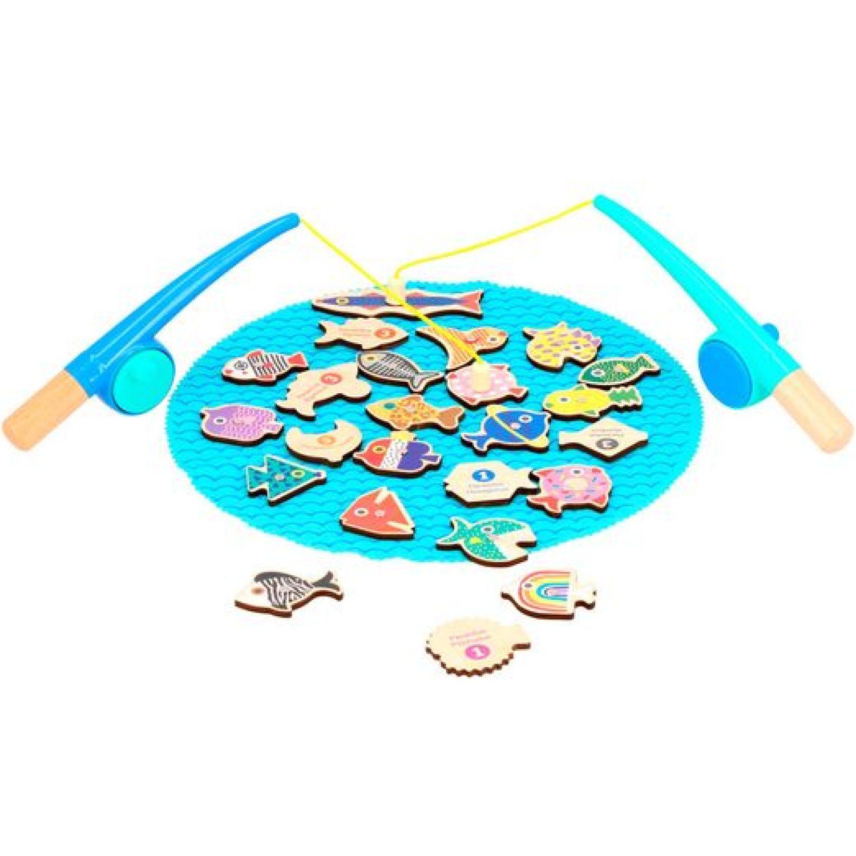 Casaideas Juego Pesca Milagrosa MULTICOLOR Juegos de mesa