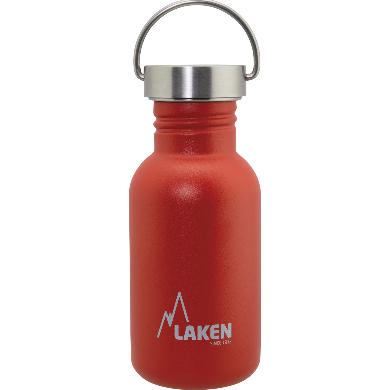 LAKEN BOTELLA A.INOX. T.VINTAGE 0.50L Rojo Botellas de Agua