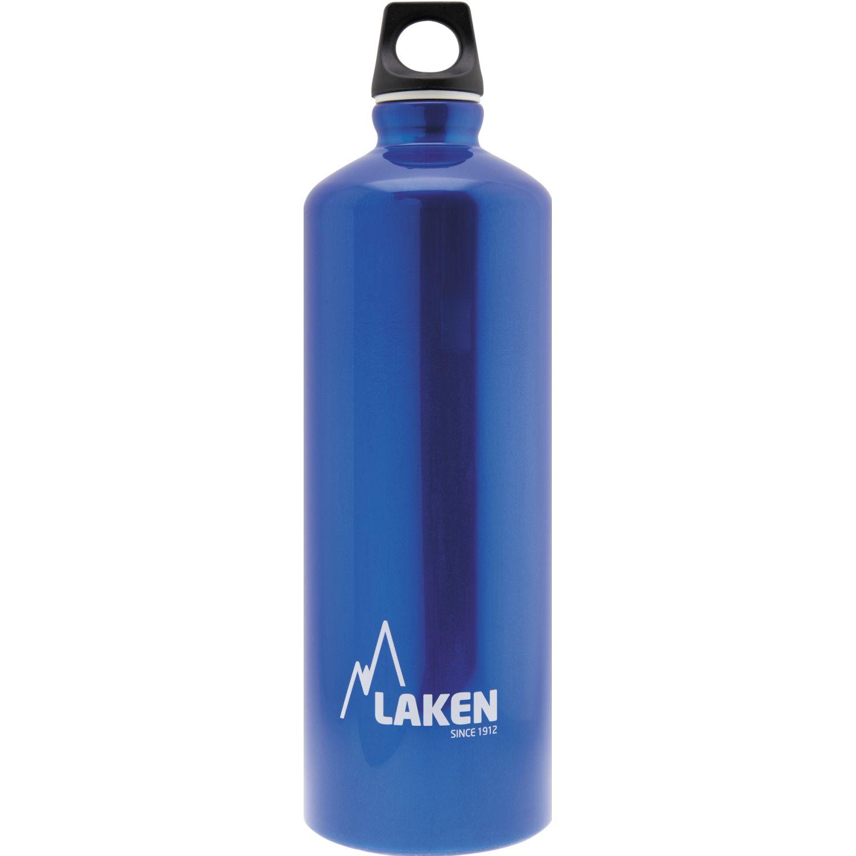 LAKEN Botella Alu. T.Futura 0.75l Azul Azul Botellas de agua