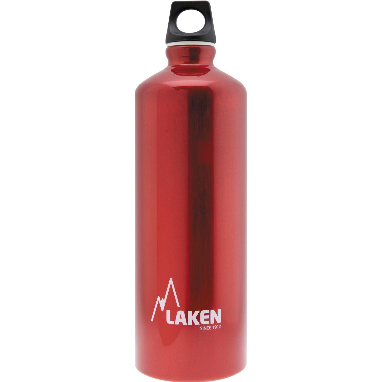 LAKEN Botella Alu. T.Futura 0.75l Rojo Rojo Botellas de Agua