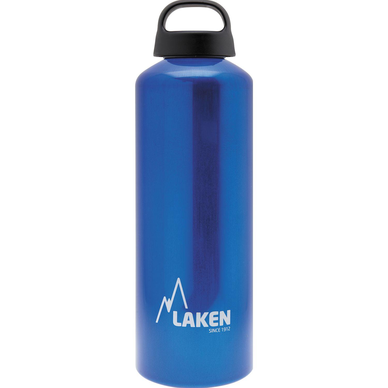 LAKEN Botella Alu. T.Classic 0.75l Azul Azul Botellas de Agua