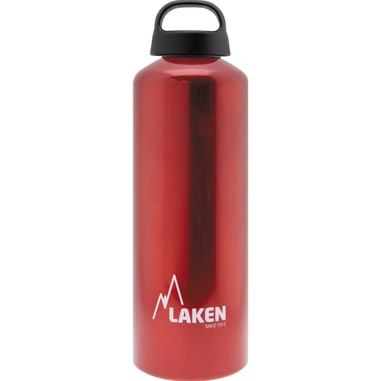 LAKEN Botella Alu. T.Classic 0.75l Rojo Guinda Botellas de agua