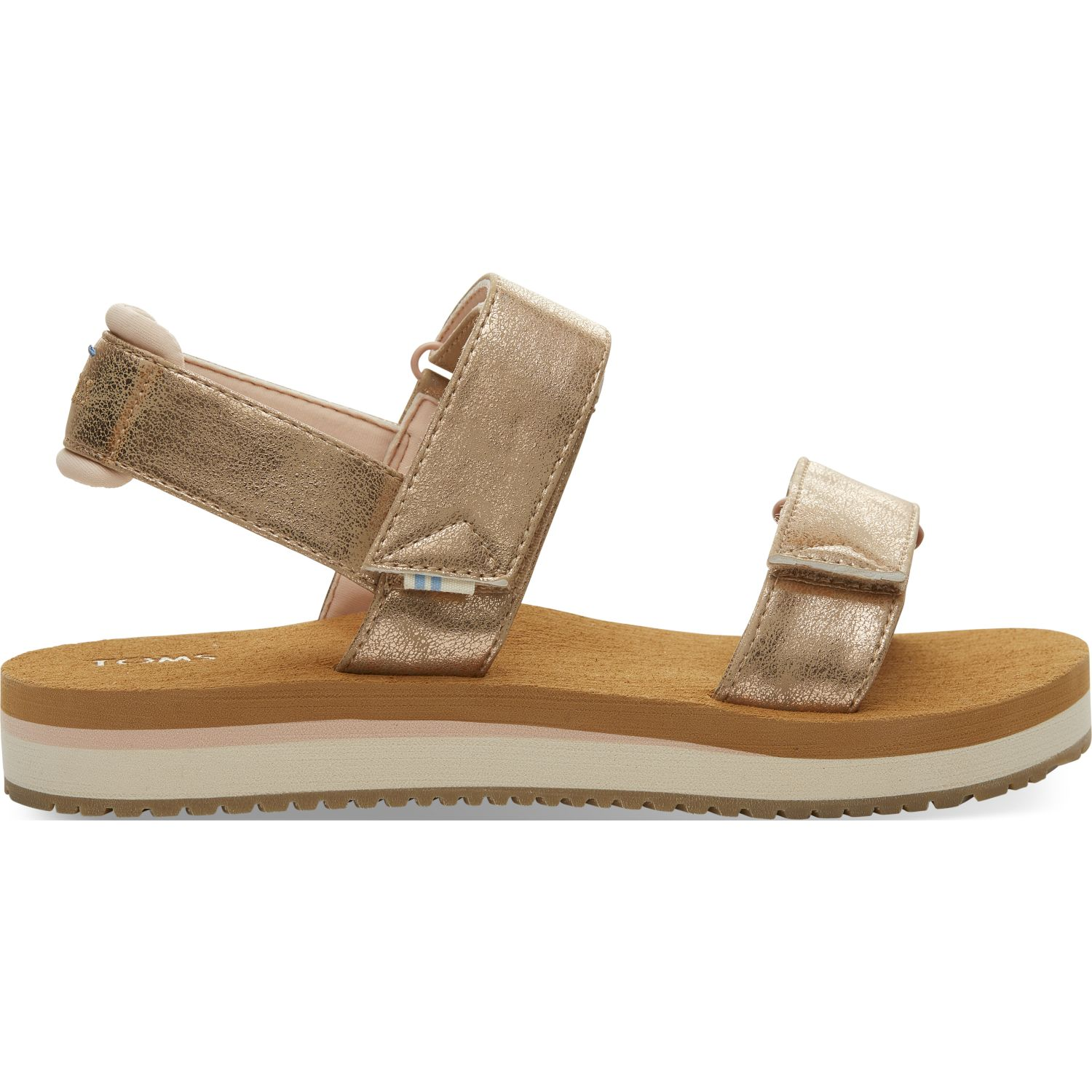 TOMS Ray Champagne Flats