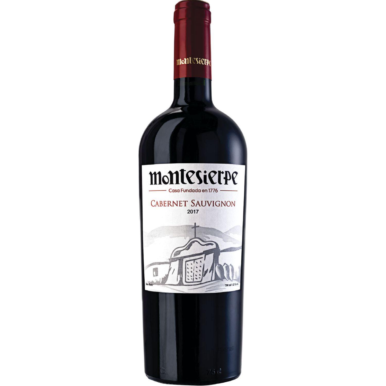 MONTESIERPE VINO CABERNET SAUVIGNON Sin color Vino Tinto