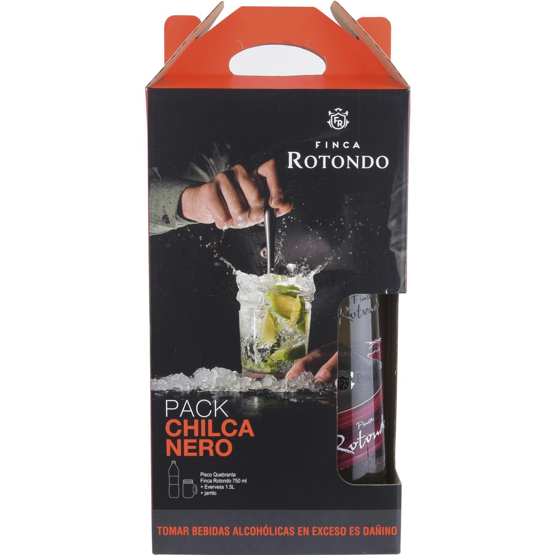 FINCA ROTONDO Pack Chilcano Sin color Licores preparados