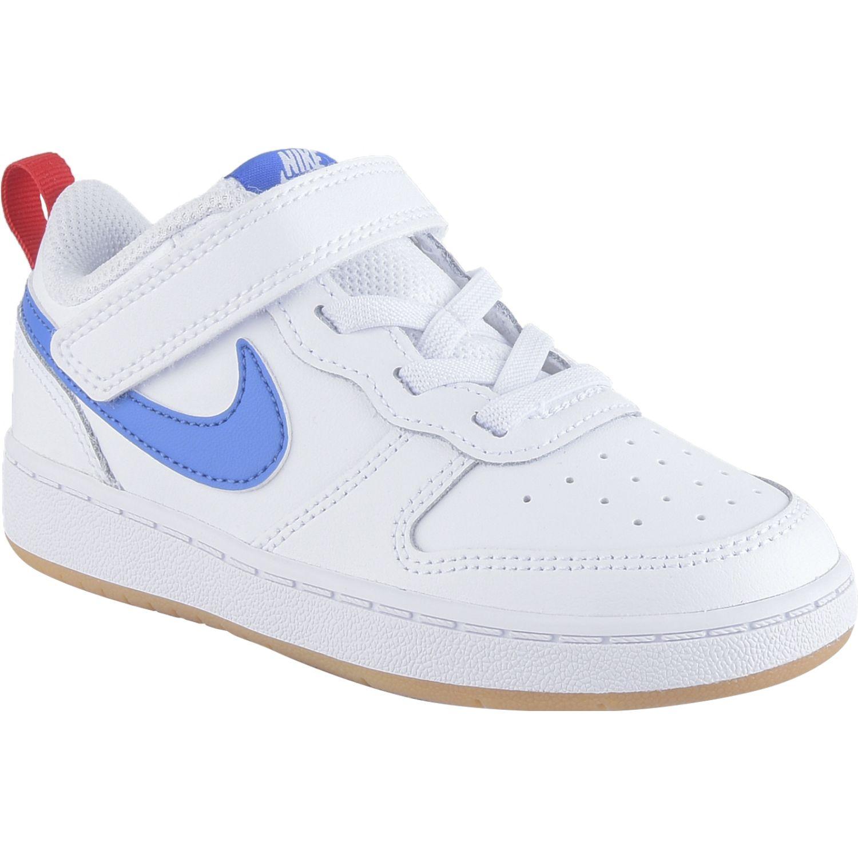 Nike Court Borough Low 2 Btv Blanco Para caminar