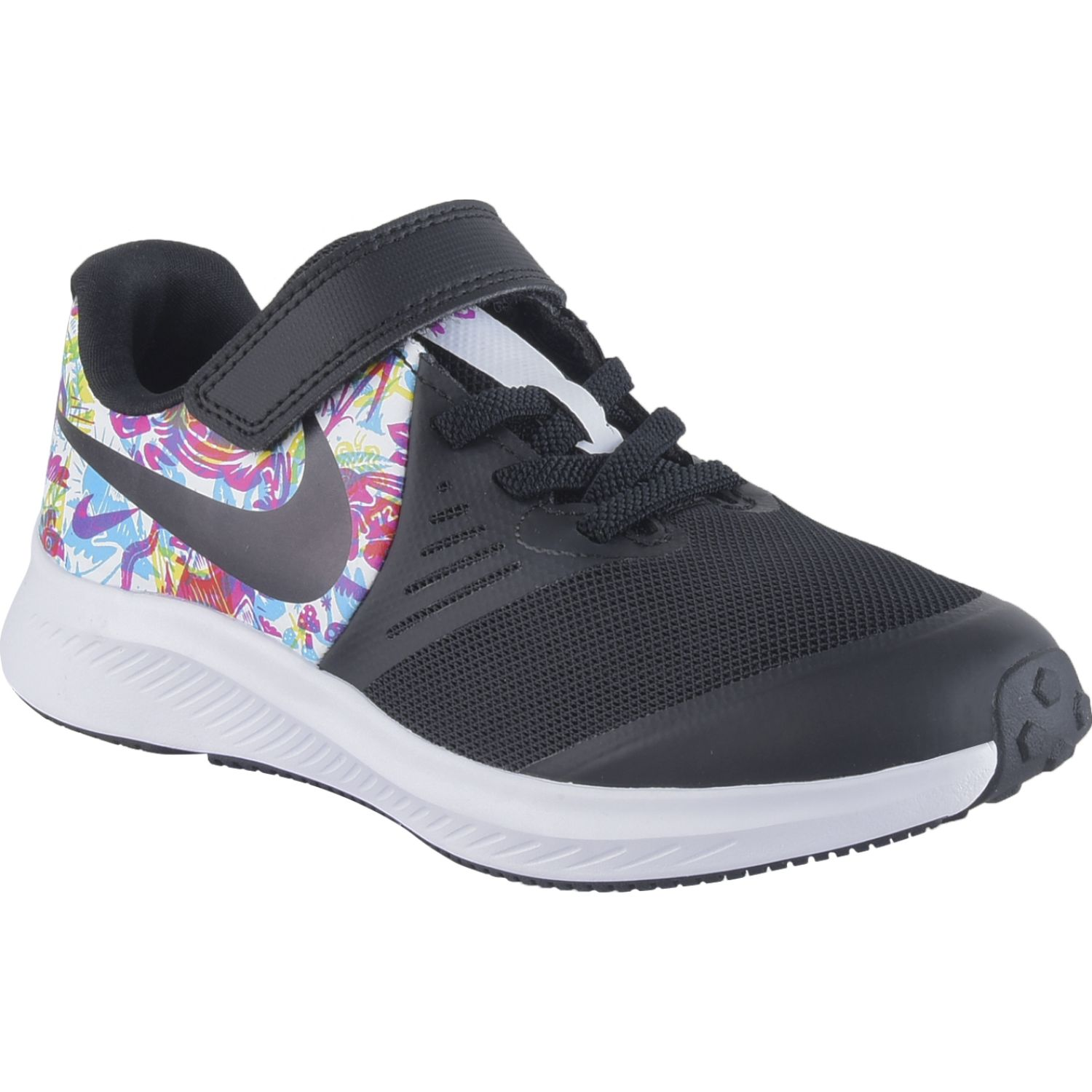 Nike Nike Star Runner 2 Fable Gpv Negro Walking