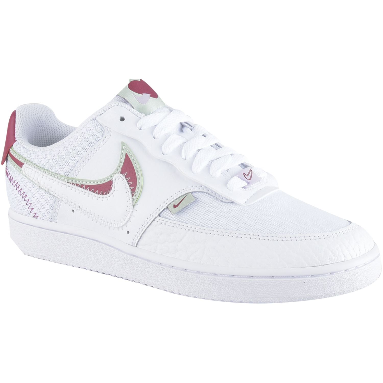 Nike Wmns Nike Court Vision Lo Prmv Blanco Para caminar