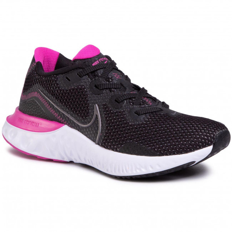 Nike Wmns Nike Renew Run Negro Correr por carretera