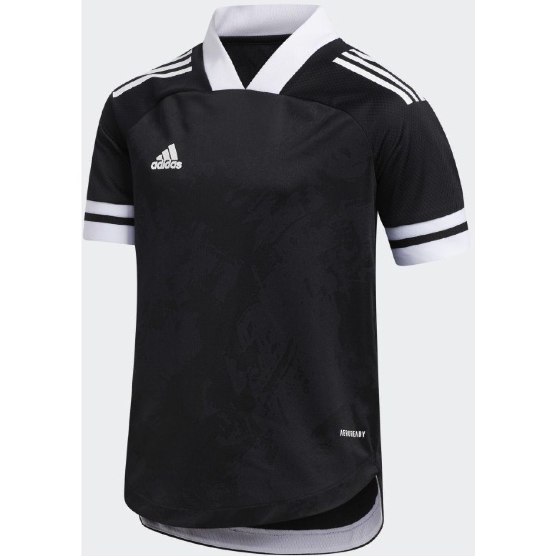 Adidas Condivo20 Jsy Y Negro / blanco Camisetas y polos deportivos