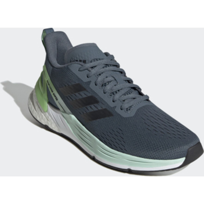 Adidas Response Super Acero Running en pista