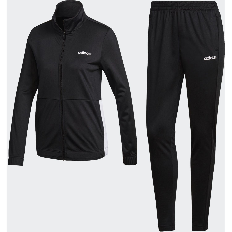 Adidas WTS Plain Tric Negro Buzos Deportivos
