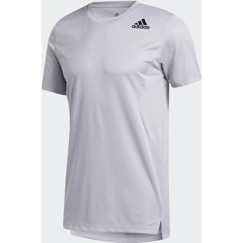 Adidas Trg Tee H.Rdy Gris Camisetas y Polos Deportivos
