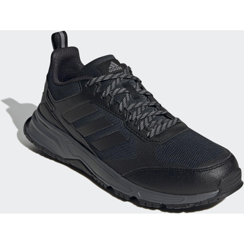 Adidas Rockadia Trail 3.0 Negro / plomo Correr por carretera