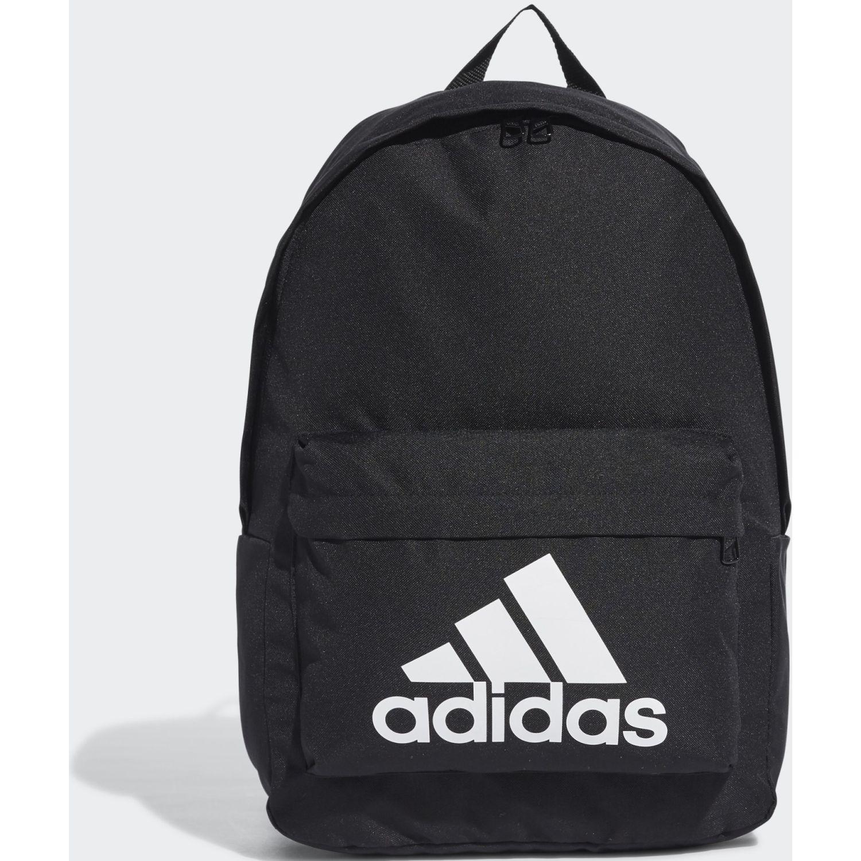 Adidas Classic Bp Bos Negro / blanco Mochilas multipropósitos