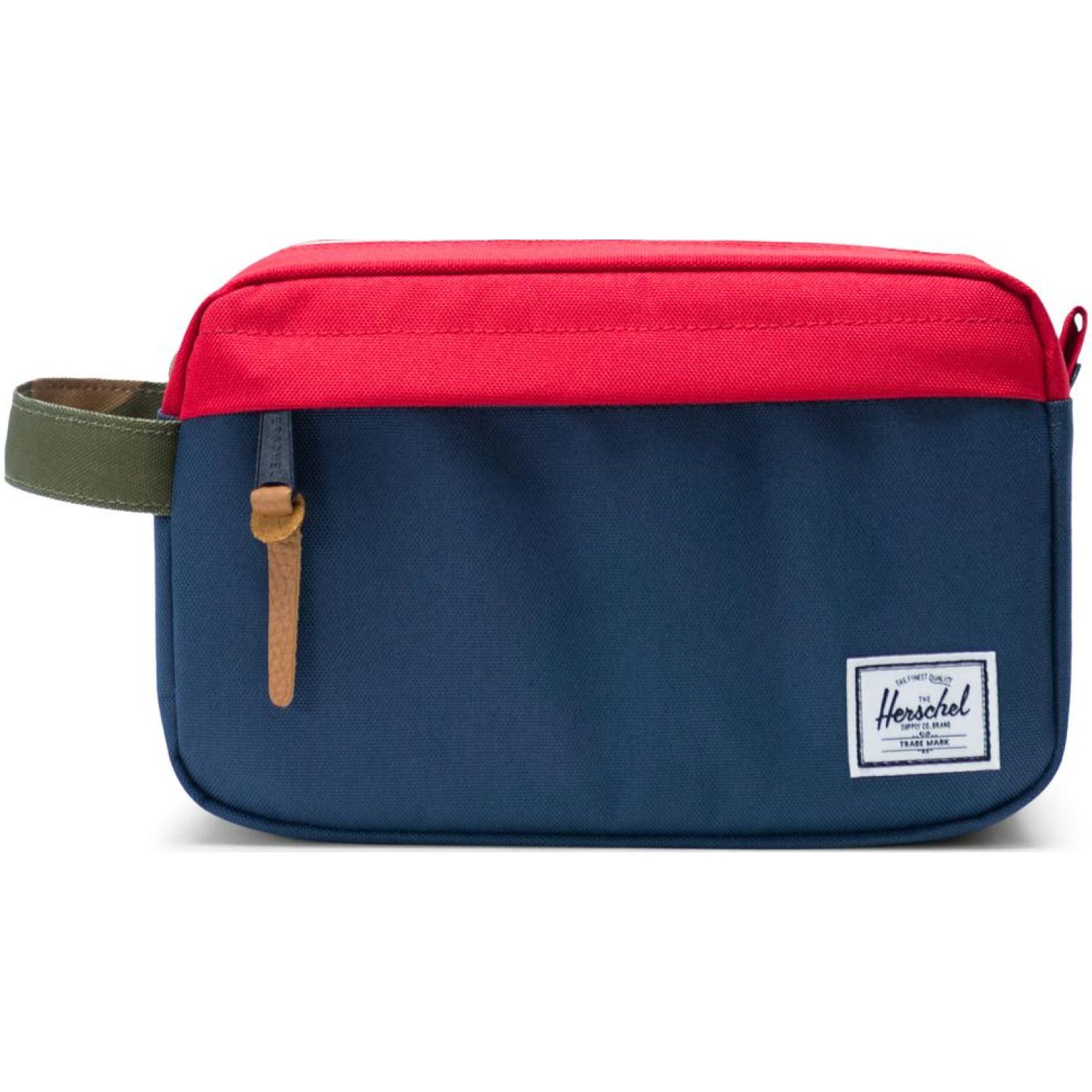 HERSCHEL Chapter Azul / rojo portalápices