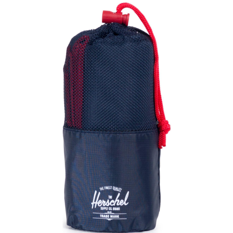 HERSCHEL CAMP TOWEL Azul / rojo Las toallas de baño