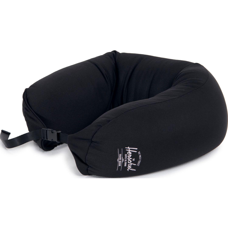 HERSCHEL MICRO BEAD PILLOW Negro Cuello y cervicales almohadas