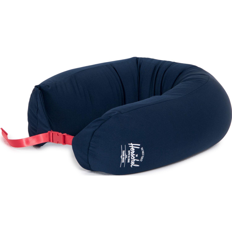 HERSCHEL Micro Bead Pillow Azul / rojo Cuello y cervicales almohadas